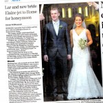 The Good Guys were honoured to be the wedding band of choice for Elaine & Lar on their big day, which was written up in the Irish Independent Lifestyle section. The band played a stellar set to the reception's 350 guests.